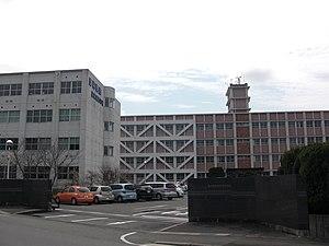 Toba National College of Maritime Technology - Image: Toba Shosen