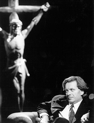Tony Wilson -  After Dark during Easter 1991