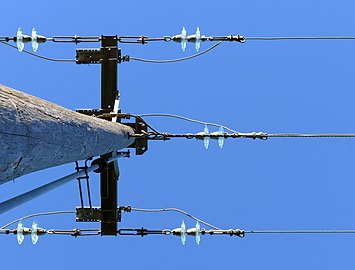 Top of power line pole - east side.jpg