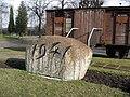 Torņakalns, památník obětem sovětských deporatací.jpg