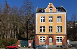 Torfbruchstraße in Düsseldorf