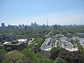 Toronto Skyline from Casa Loma May 2009.jpg