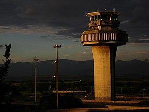 Rio de Janeiro–Galeão International Airport - Control Tower