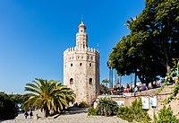 Torre Del Oro Wikipedia La Enciclopedia Libre