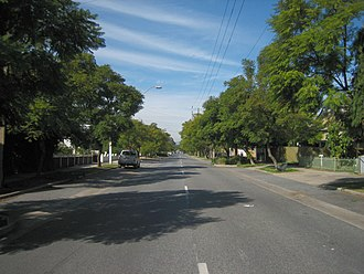 Alberton, South Australia - Torrens Road, Alberton