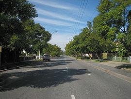 Alberton suburbs