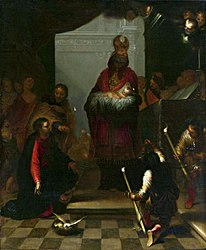 Matías de Torres: Presentation in the Temple