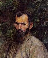 Toulouse-Lautrec - Man's Head, 1883.jpg
