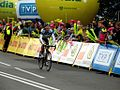 Tour de Pologne 2012, Na trasie etapu (7718982682).jpg