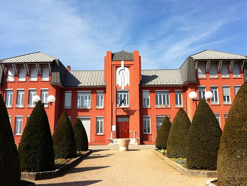 Mairie de Saint-Maurice-de-Beynost.