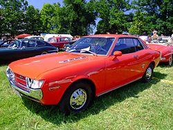 Toyota Celica ST (1970–1975)