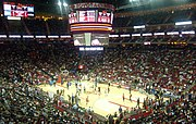 The Rockets moved into the Toyota Center in 2004.