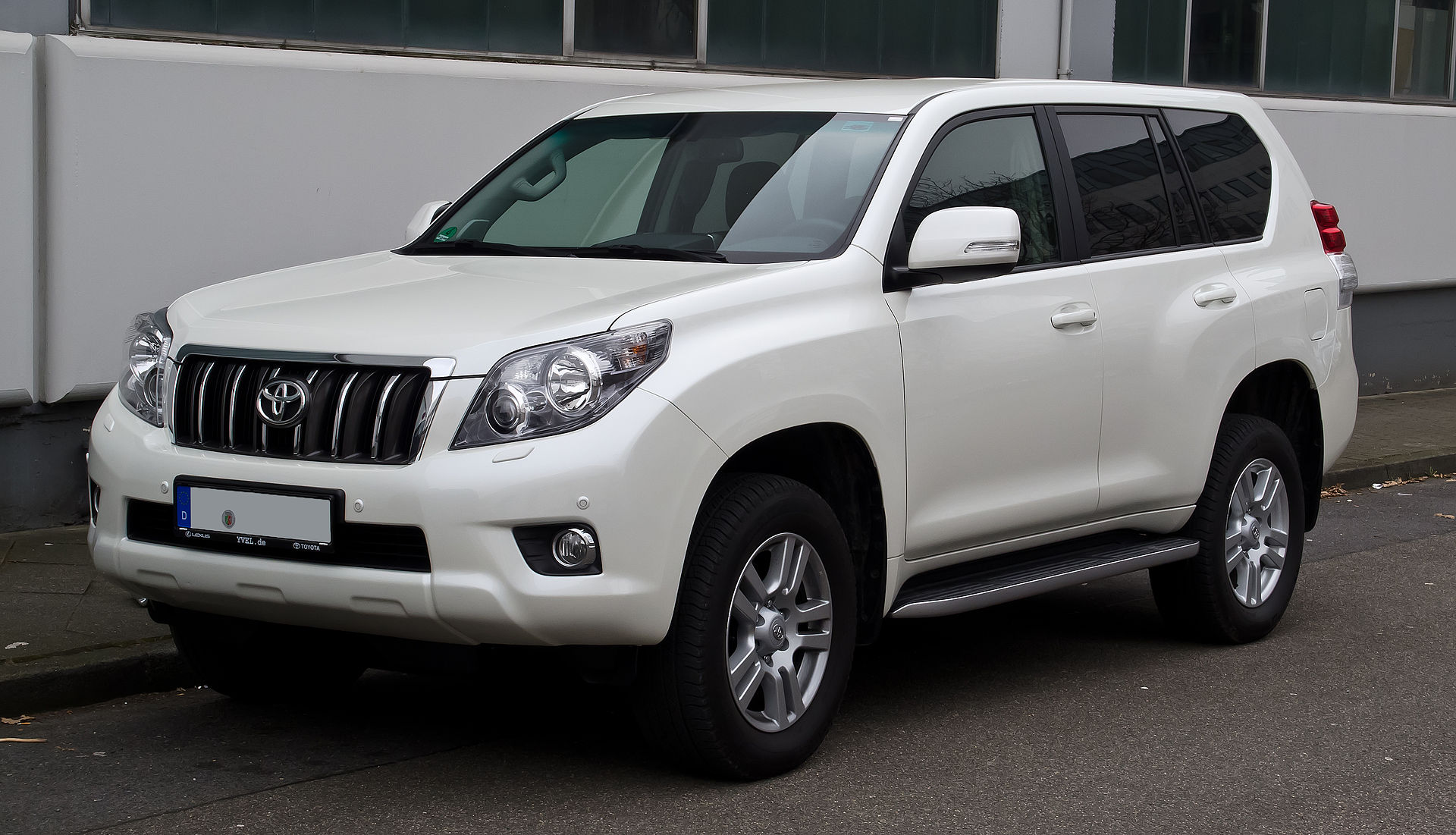 Toyota Land Cruiser Prado Wikipedia