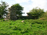 Trabboch castle ruins from the east.jpg