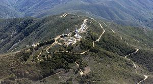Trabuco Peak - Image: Trabuco Peak photo D Ramey Logan