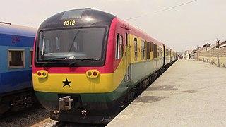 Ghana Railway Corporation