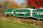 Trainspotting GO train -440 headed by MPI MP40PH-3C -615 (8123533746).jpg