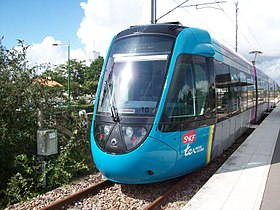 Image illustrative de l'article Tram-train de Nantes