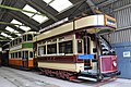 Tram 106 in the Tram Shed - geograph.org.uk - 1655081.jpg