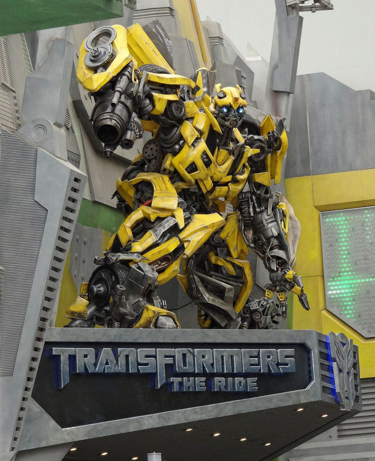Transformers: The Ride 3D - Wikipedia