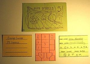 Treasure Trap - Image: Trapcards