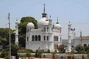 Chota Imambara - Treasurey or opposite building.