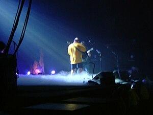 """Tenacious D (album) - Tenacious D performing """"Tribute"""""""