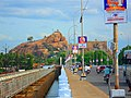 Trichy rockfort temple with kaveri bridge.jpg