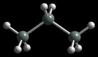 Trisilane - Image: Trisilane MP2 CM 3D balls