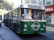 Trolley en Valparaíso