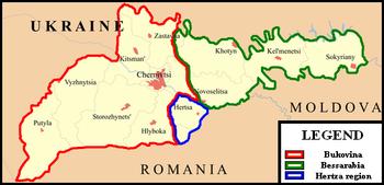 Tschernowitz historical