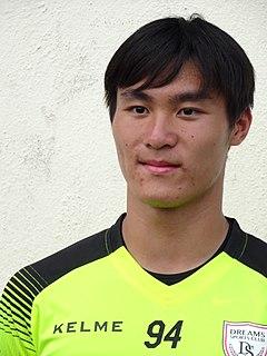 Tse Ka Wing Hong Kong footballer