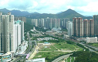 Sai Kung District - Tseung Kwan O New Town