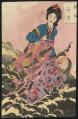 Tsukioka Yoshitoshi (188?) Tsuki hyaku shi - Jōga hongetsu.png