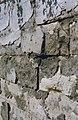Tuinmuur, erosie van mergelblokken, detail - 20000175 - RCE.jpg