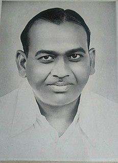 Tukaram Shrangare Indian politician