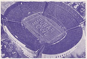 Tulane Stadium Sugar Bowl This Week in New Orleans Dec 4 1948.jpg