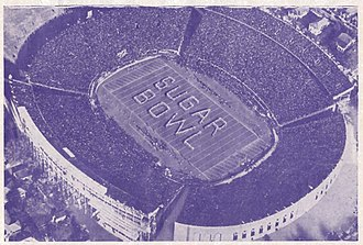 Tulane Stadium - Sugar Bowl – 1948