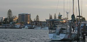 Tuncurry, New South Wales - Image: Tuncurry