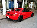 Tuned Toyota MR2 (SW20) GT-S in khon Kaen thailand rear.jpg