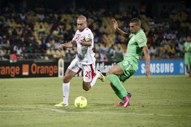 Tunisia vs Algeria 2013 AFCON