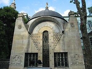Yıldız - Turbe of Sheikh Zafir Effendi