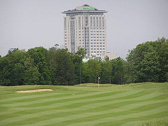 Turning Stone Resort Casino - Image: Turningstone