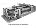 Two Galloway boilers with external furnace (Steam Boilers & Boiler Accessories, 1915, p 65).png