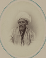 Types of Nationalities in the Turkestan Krai. Tajiks. Ishan Khodzha, Kazi (Judge) of Samarkand WDL11080.png