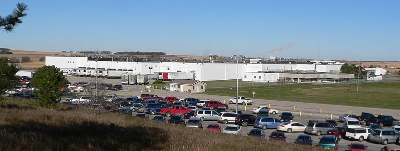 File:Tyson Fresh Meats pork plant (Madison, Nebraska) 1.JPG