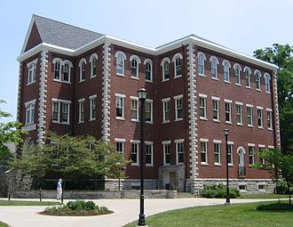 University of Kentucky - Miller Hall