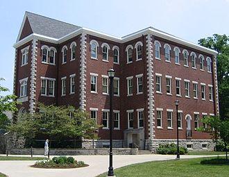 University of Kentucky - Miller Hall