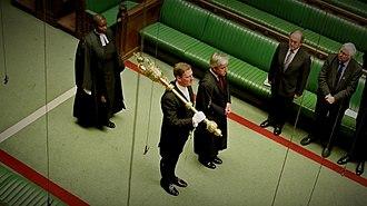 Rose Hudson-Wilkin - Hudson-Wilkin in the House of Commons