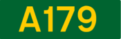 A179 road shield